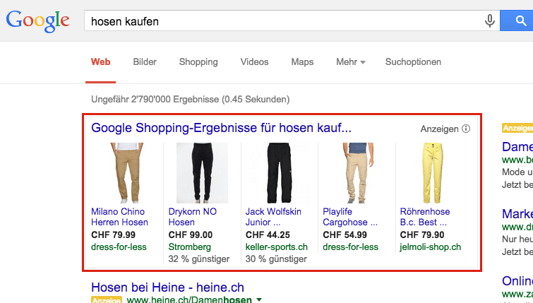 Google-AdWords-Shopping