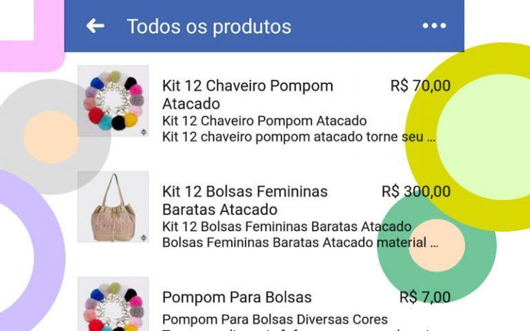 Loja Virtual Facebook: Na integra! 1