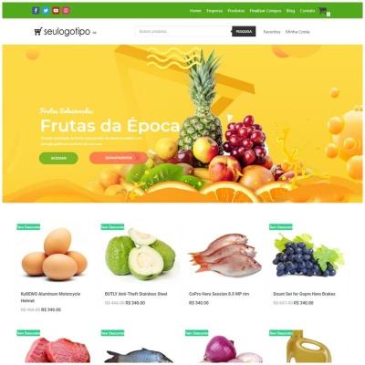 Plataforma de Supermercados Online1