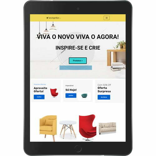 Sistema Completo Loja Vitual Gestão Estoque Pdv Aplicativo tablet