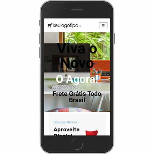loja virtual artesanatos decoração mobile