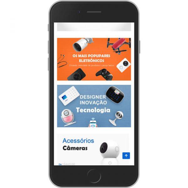 loja virtual informatica mobile