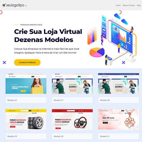 Revenda Loja Virtual Mercado Livre